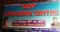 """""""SRM"""" COACHING CENTRE"""