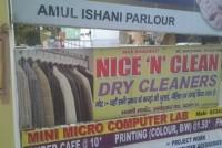MAA BHAGAWATI NICE N CLEAN DRY CLEANERS