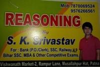 REASONING BY S.K SRIVASTAV