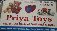 Priya Toys Burari