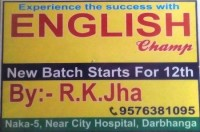 English Champ