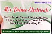 M S PRINCE ELECTRICALS