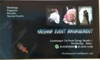 KRISHNA EVENT MANAGEMENT