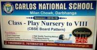 CARLOS NATIONAL SCHOOL