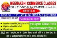 MEENAKSHI COMMERCE CLASSES-8579860841