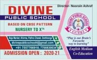 DIVINE PUBLIC SCHOOL DARBHANGA