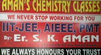 AMAN'S CHEMISTRY CLASSES
