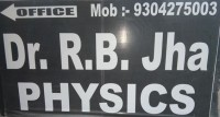 R.B JHA PHYSICS CLASSES