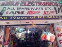 AMAN ELECTRONICS