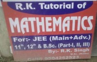 R.K TUTORIAL OF MATHEMATICS