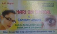 HARI OM OPTICAL