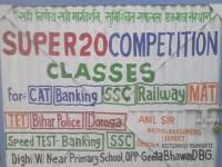 SUPER TWENTY COMPETITION CLASSES