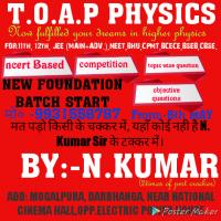 T.O. A. P.   PHYSICS