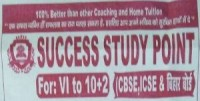 SUCCESS STUDY POINT