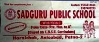 SADGURU PUBLIC SCHOOL PATNA