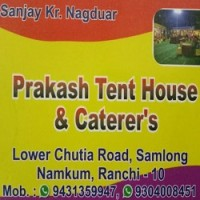 Tent & Decorator In Ranchi