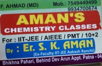 Amans Chemistry Classes