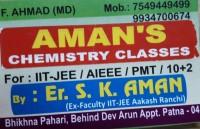 Amans Chemistry Classes
