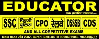 BEST SSC CLASS IN SANT NAGAR BURARI DELHI