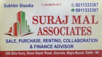 COMMERCIAL SHOPS/FLATS IN JHARODA BURARI DELHI-9211333367