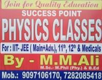SUCCESS POINT PHYSICS CLASSES