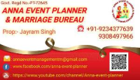 Anna Event Planner and Marriage Beuro