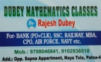 DUBEY MATHEMATICS CLASSES