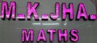 M.K Jha. Maths