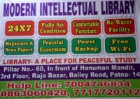 LIBRARY IN PATNA