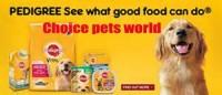 CHOICE PETS  WORLD