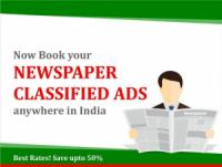 Delhi Classifieds Ad Agency-9810588680