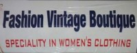 FASHION VINTAGE BOUTIQUE