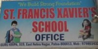 ST FRANCIS XAVIERS SCHOOL