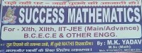 SUCCESS MATHEMATICS