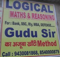 LOGICAL MATHS & REASONING