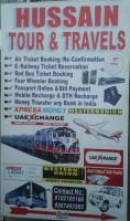 HUSSAIN TOUR & TRAVELS