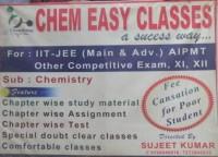 CHEM EASY CLASSES