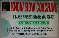 KNOW HOW COACHING