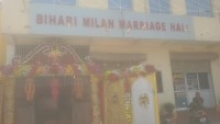 BIHARI MILAN MARRIAGE HALL- AC HALL