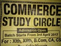 COMMERCE STUDY CIRCLE